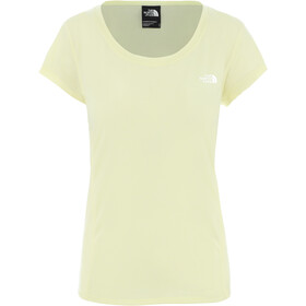 The North Face Hikesteller II T-shirt Dames, tender yellow dark heather